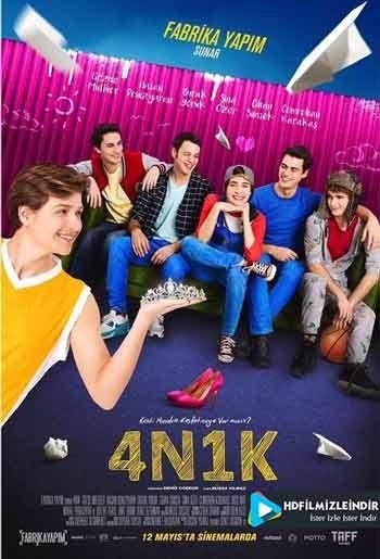 4N1K (2017) Full HD İzle İndir