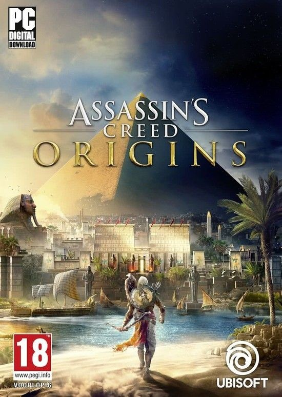 Assassins Creed Origins [CPY] Full Crack Hızlı Torrent İndir
