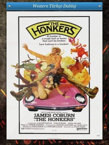 Azgınlar Rodeocu – The Honkers | 1972 | Türkçe Dublaj
