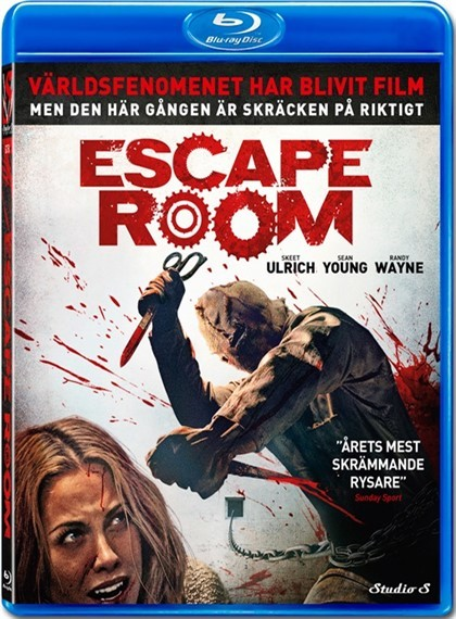 Kaçış Odası - Escape Room - 2017 - BluRay 1080p DuaL (TR-EN)