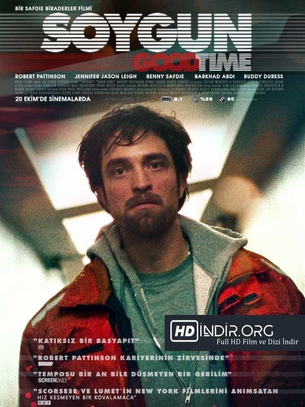 Soygun - Good Time indir (2017) Türkçe Dublaj Full HD