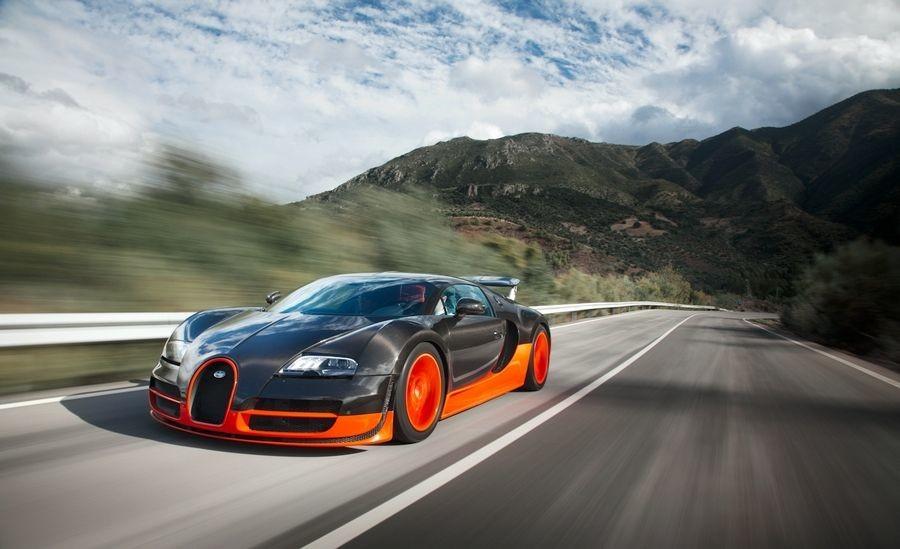 dünyanın en hızlı 10 arabası üçüncü