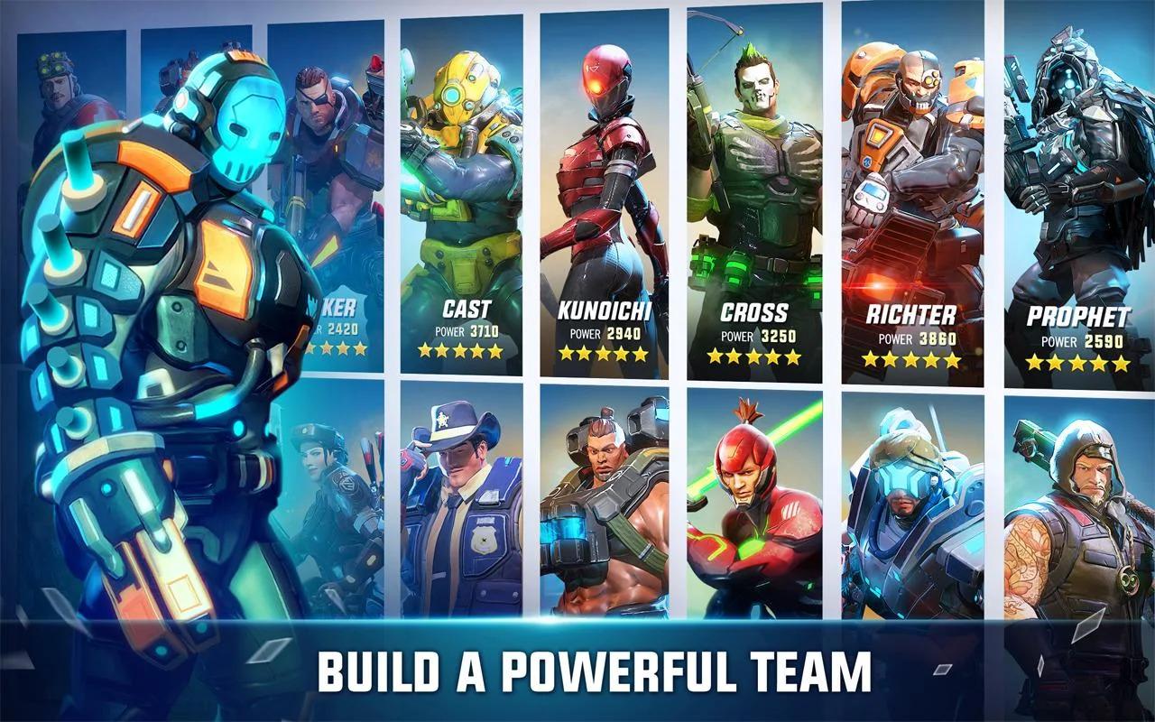 Hero Hunters Apk Oyun