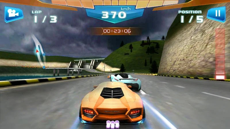 Fast Racing 3D Apk Mod