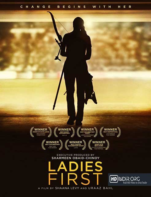 Önce Bayanlar - Ladies First (2018) DUAL NF Full İndir