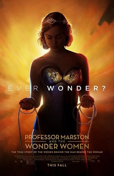 Profesör Marston ve Wonder Women 2017 Türkçe Dublaj indir