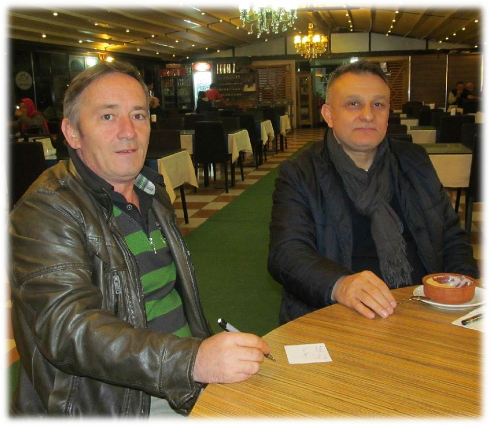 Demirci,AKP Milletvekili A.Adayıyım