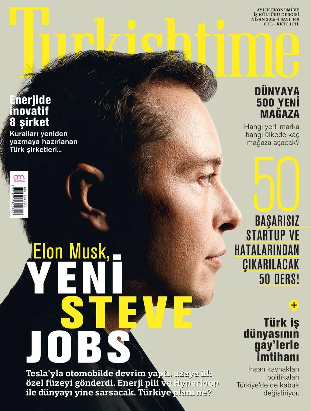 Turkishtime Nisan 2016 PDF Dergi indir