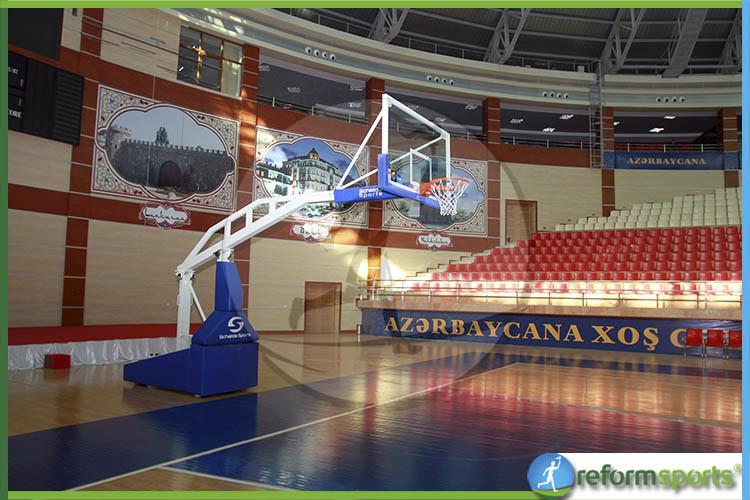 Basketbol Sahası Yapımı Teknik Şartnamesi