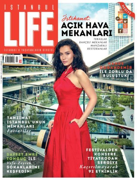 İstanbul Life Mayıs 2016 PDF Dergi İndir