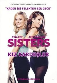 Kız Kardeşler – Sisters 2015 BRRip XviD Türkçe Dublaj – Tek Link