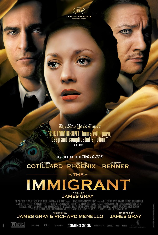 The Immigrant - Bir Zamanlar New York (2013) - türkçe dublaj film indir