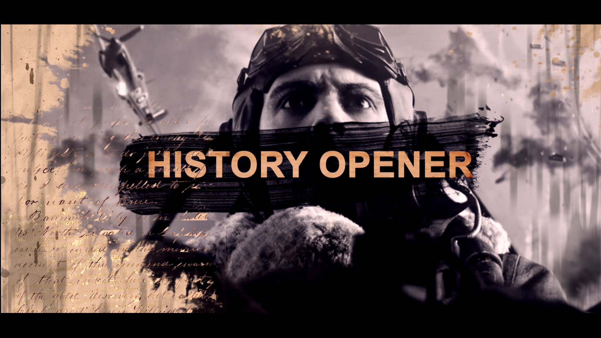 History Opener (Abstract)
