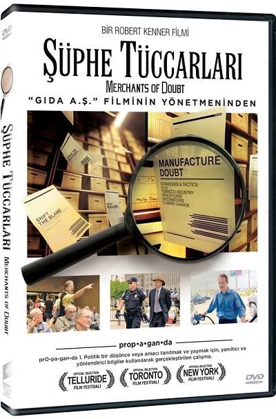 Şüphe Tüccarları - Merchants of Doubt 2014  m1080p BluRay x264  Türkçe Dublaj İndir