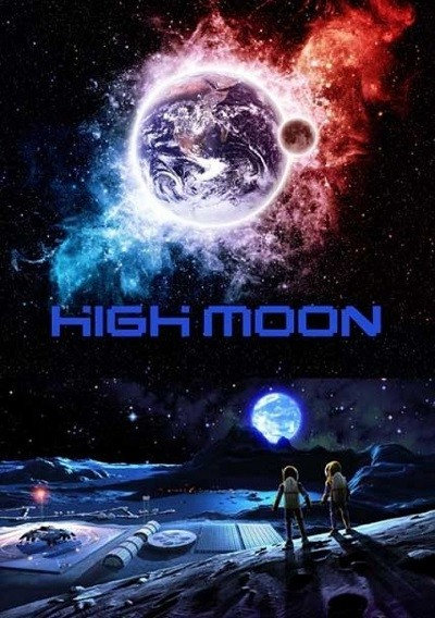Gizemli Ay – High Moon 2014 (WEB-DL XviD) Türkçe Dublaj