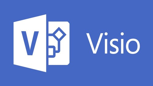 Microsoft Visio Professional 2016 (x86 - x64) - DVD Türkçe