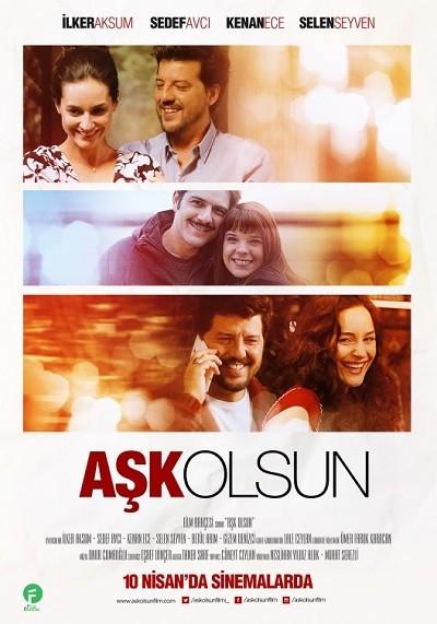 Ask Olsun 2015  HDTVRip XviD  Yerli Film - Tek Link