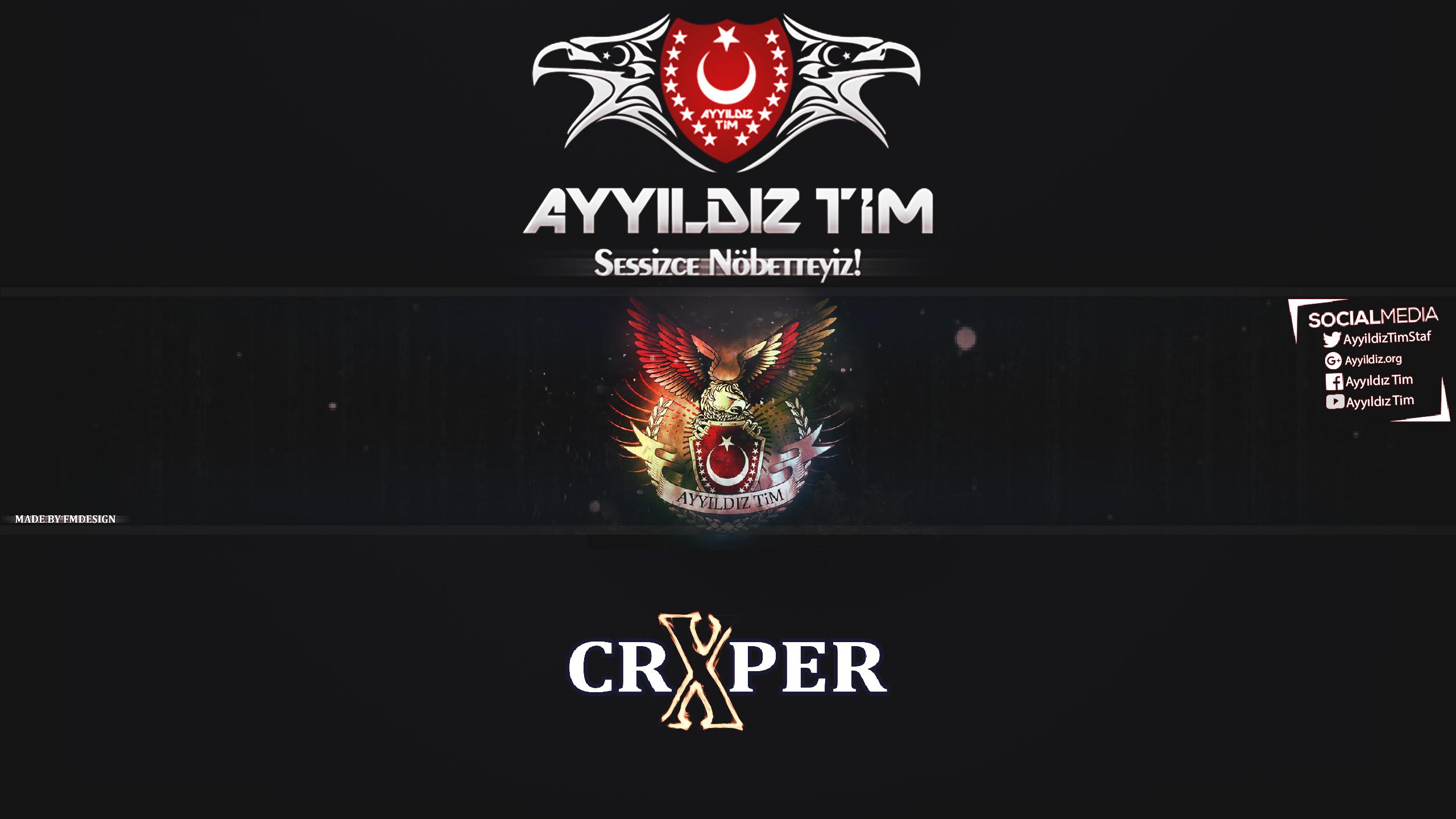Ayyıldız Tim Youtube Banner çalışması 110 Ayyildiz Tim Türkün
