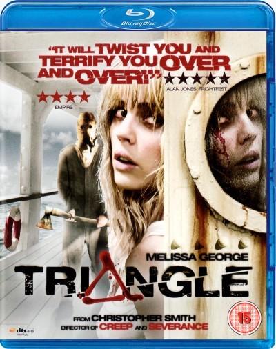 Şeytan Üçgeni - Triangle (2009) türkçe dublaj full indir