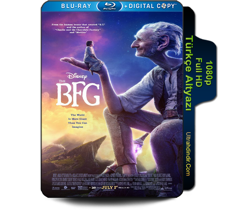 the bfg bluray 1080p full hd