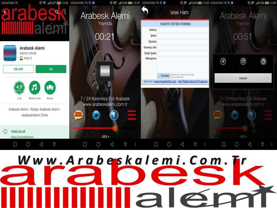 Android Mobil Uygulamamız Yayında