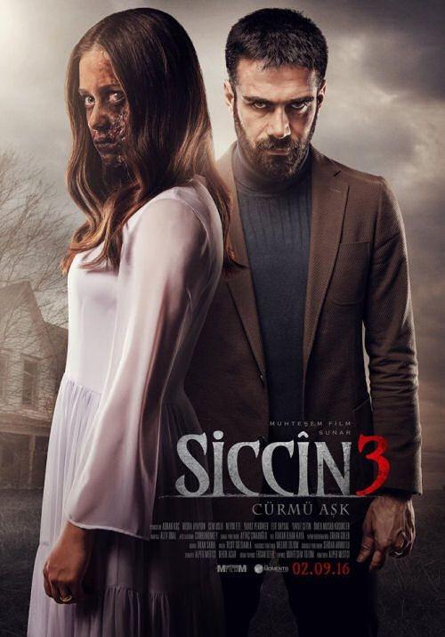 Siccin 3: Cürmü Aşk 2016 HDRip - Yerli Film - Logosuz