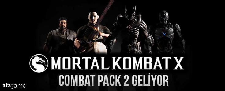Mortal Kombat X Yeni Karakterlerle daha Eglenceli
