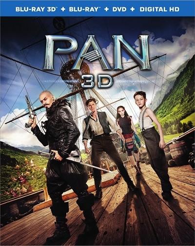 Pan 3D - 2015 (Half-SBS 1080p ) DuaL TR-ENG