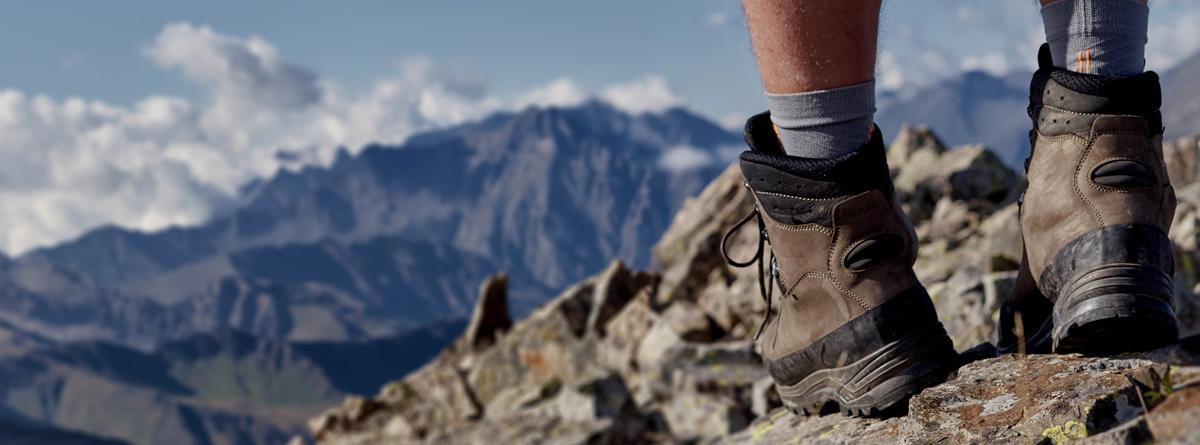 outdoor ayakkabılarda nefes alma