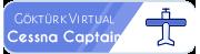 Cessna Captain - Egitime katilan ve 10 saat ucus yapan uyelere verilir.