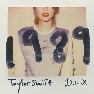 Taylor Swift - 1989 (Deluxe) 2014 MP3 Albüm