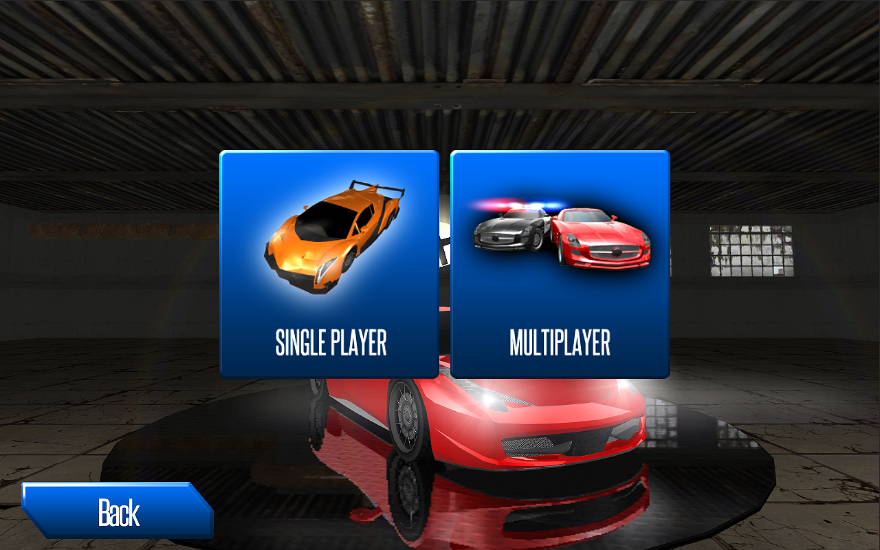 Racers Vs Cops Multiplayer Apk