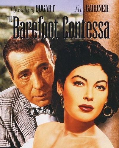 Çıplak Ayaklı Kontes - The Barefoot Contessa (1954) DvdRip Türkçe Düblaj indir