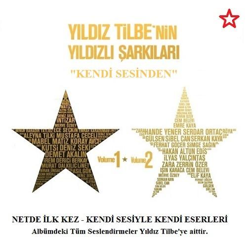 Yıldız Tilbe - Kendi Sesinden Yıldızlı Şarkılar (2018) Full Albüm İndir