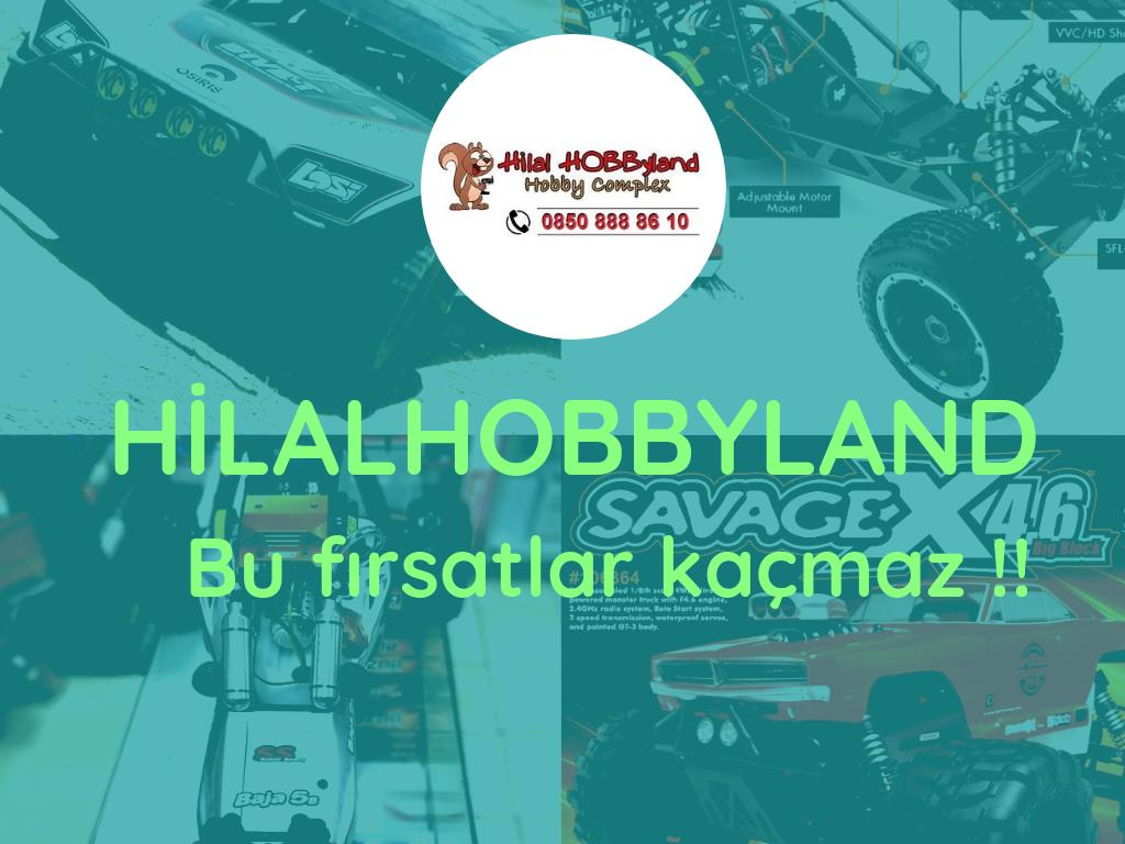 Hilalhobbyaland | FIRSAT GÜNLERİ !!