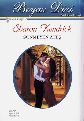 Sönmeyen Ateş Sharon Kendrick Pdf E-kitap indir