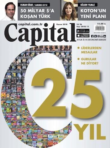 Capital Kasım 2018