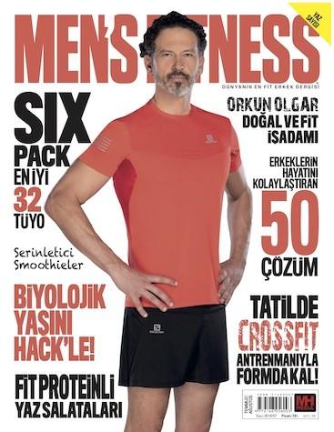 Men's Fitness Temmuz 2019 Pdf E-kitap indir E-Dergi indir