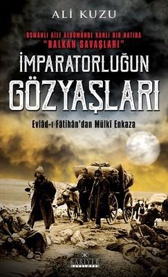 Ali Kuzu İmparatorluğun Gözyaşları Pdf E-kitap indir