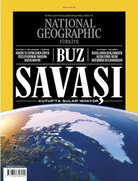 National Geographic Eylül 2019