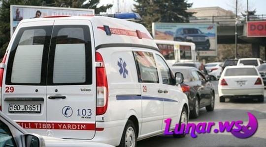 """""""Elmlər Akademiyası"""" qarşısında - ölüm hadisəsi baş verib"""