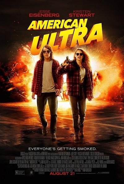 American Ultra | 2015 | BluRay | DuaL TR-EN - Tek Link - Tek Link indir