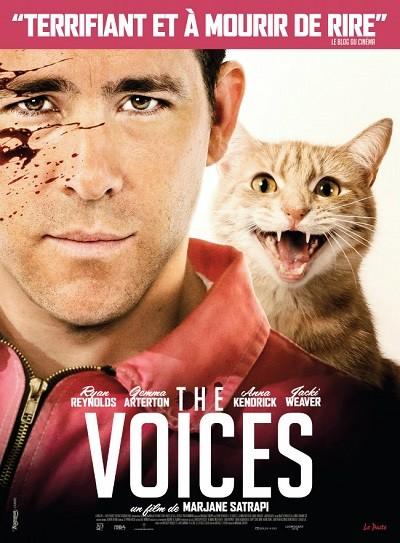 Sesler - The Voices 2014 m1080p BluRay x264 Türkçe Dublaj Film İndir
