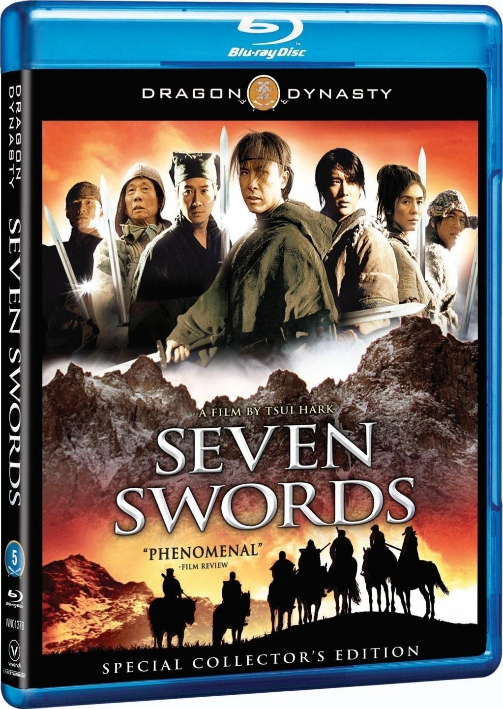Seven Swords / 7 K�l�� / 2005 / �in - G�ney Kore / T�rk�e Dublajl� / Online Film �zle