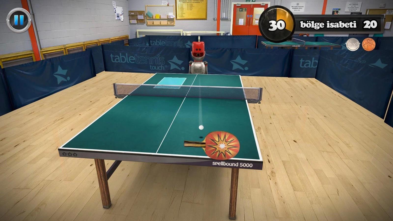 Table Tennis Touch Apk Oyun