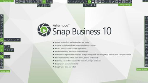 Ashampoo Snap Business 10.0.5 Multilingual Full İndir