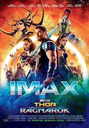 Thor: Ragnarok | 2017 (m720p BluRay x264) DUAL TR ENG  | Türkçe Dublaj İndir