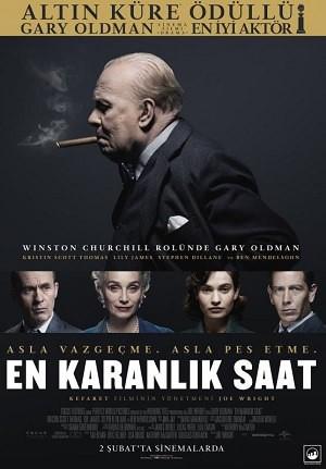 En Karanlık Saat 2017 Türkçe Dublajlı 1080p HD izle