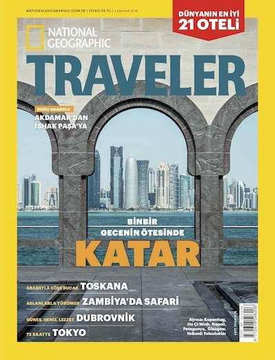 National Geographic Traveller İlkbahar 2018