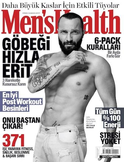 Men's Health Mayıs 2018